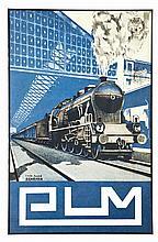 PLM ( Côte d'Azur ) . vers 1930 .