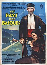 Au Pays des Basques . vers 1930 . S.E.G.   Paris