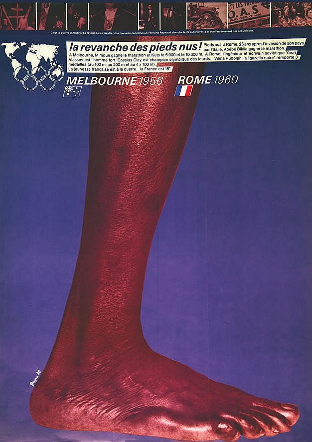 GRAPUS  La Revanche des pieds nus     1980
