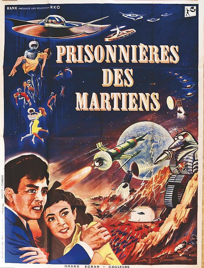Prisonières des Martiens     1959