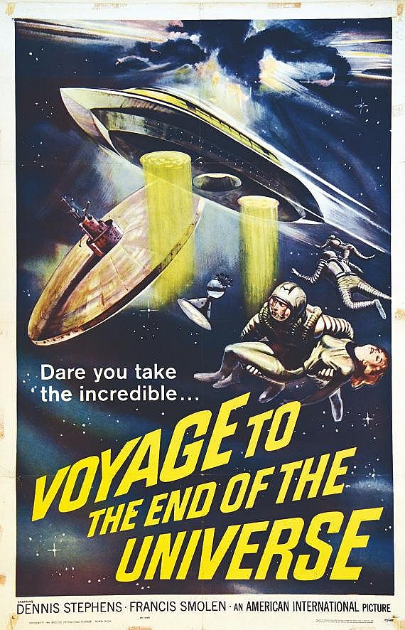 Voyage to the end of the universe 1964
