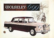 Wolseley 6-99     vers 1950