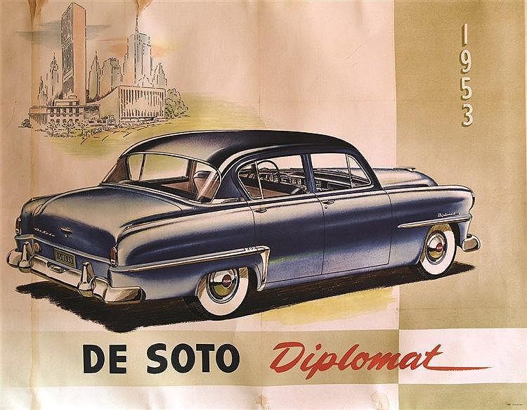 De Soto Diplomat 1953