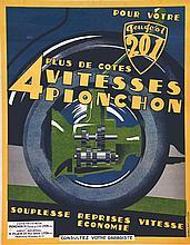 Peugeot 201  - 4 Vitesses Pionchon Plus de Cotes     vers 1930