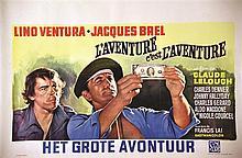 L'Aventure c'est L'Aventure  Claude Lelouch     1972