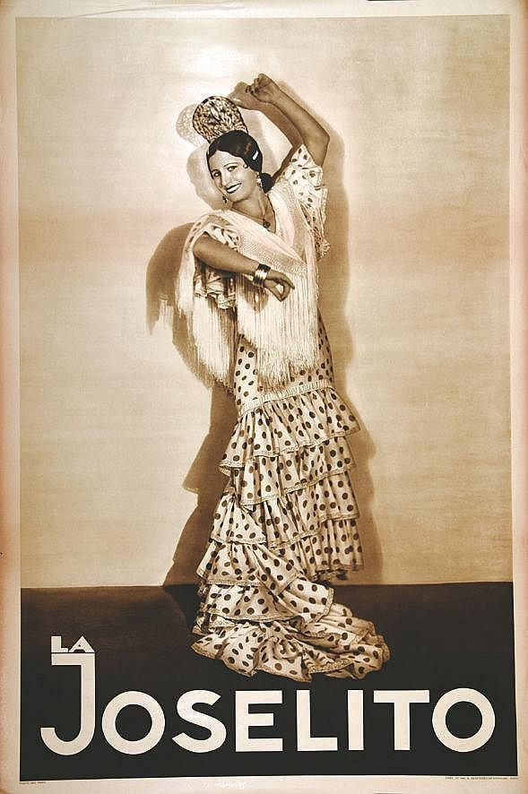 PHOTO : IRIS  La Joselito     vers 1930