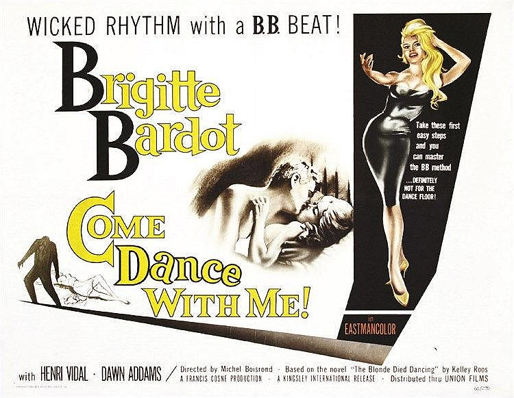 Come dance with me     vers 1950