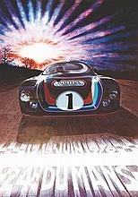 LIOU JEAN PIERRE & LEDIEU JEAN PAUL  24 heures du Mans 1976     1976