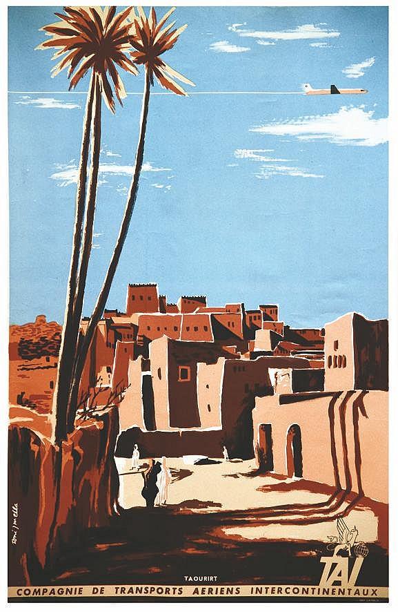 MELLA TONI Taourirt Tai vers 1950