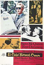 El Caso Thomas Crown ( L'Affaire Thomas Crown )     1976