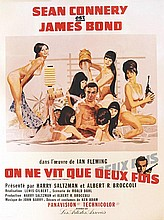 On ne vit que deux fois James Bond     1967