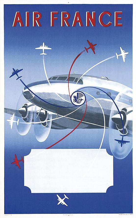 RENLUC Air France 1951