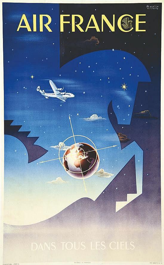 VILATO BADIA  Dans tous les ciels     1951