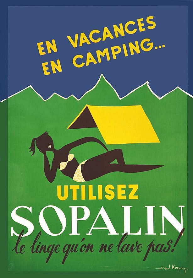 Sopalin - Utilisez le Linge qu'on ne Lave Pas !