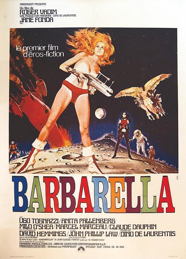 SONIS  Barbarella     1968