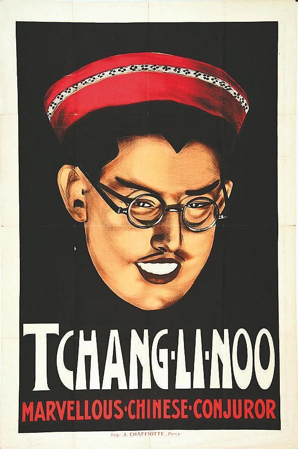 Tchang-Li-Noo Marvelous Chinese Conjugor vers 1930