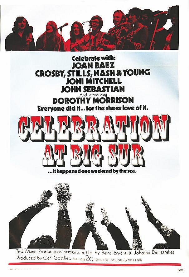 Celebration At Big Sur 1971