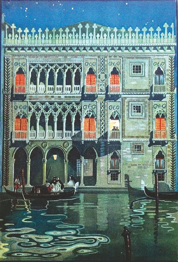 Venezia Cap D'Oro vers 1930
