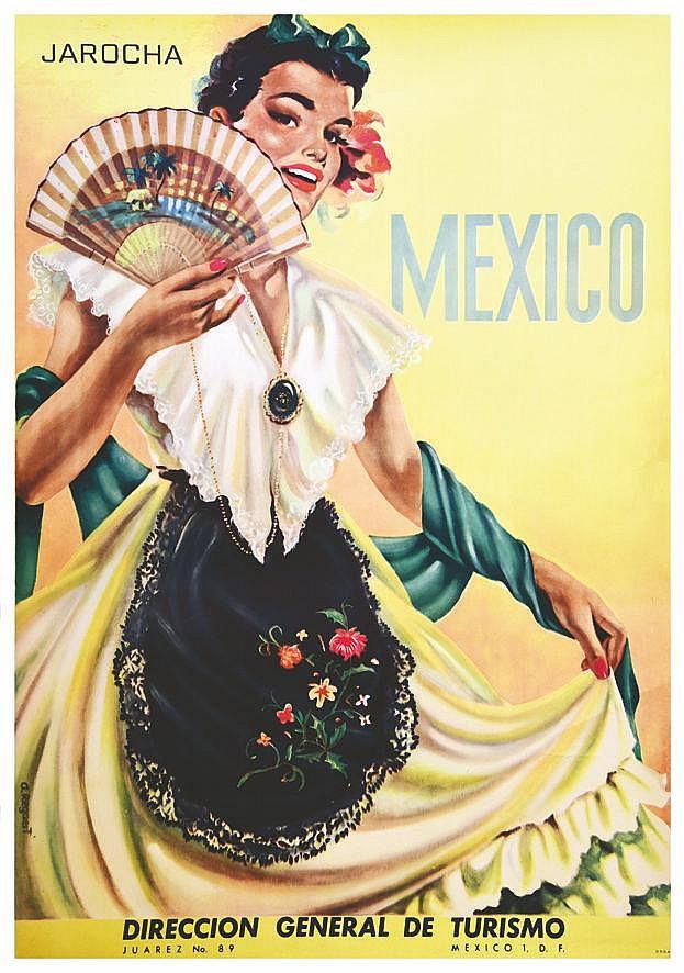 REGAERTI A.  Jarocha Mexico     1958