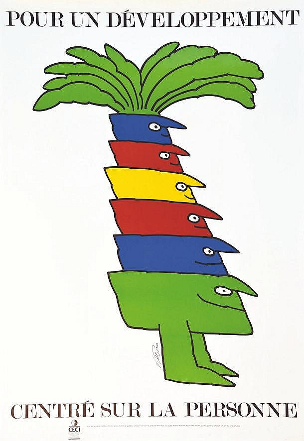 VITTORIO  Pour un Développement Centré sur la Personne     vers 1970