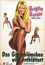 KUDE  Das Ganseblumchen wird Entblättert (En effeuillant la marguerite)     1956