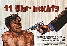 GOLTZI WOLF  11 Uhr Nachts ( Pierrot le Fou )     1965