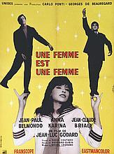 CHICA  Une Femme est une Femme     1961