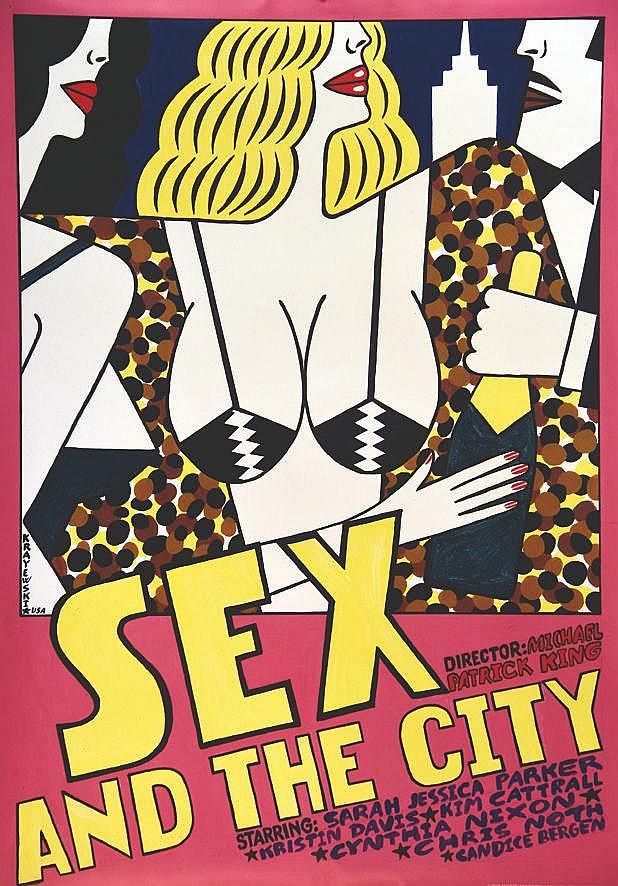 KRAJEWSKI ANDRZEJ Sex & The City 2008