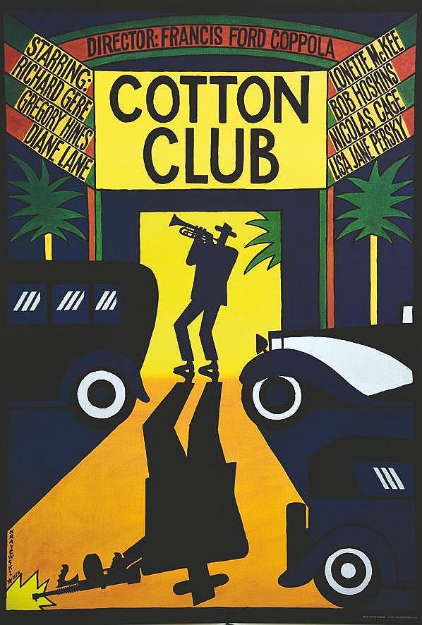 KRAJEWSKI ANDRZEJ  Cotton Club Francis Ford Coppola     2010