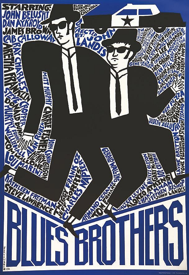 KRAJEWSKI ANDRZEJ  Blues Brothers     2009