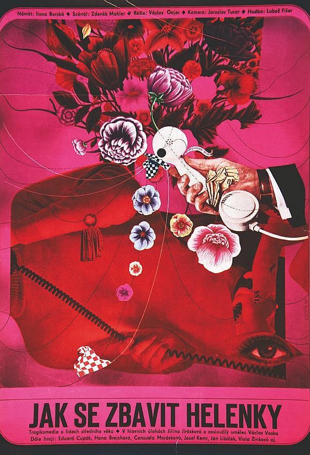 VYLETAL J  Jak Se Zbavit Helenky (Se débarrasser de Helenka)     1967