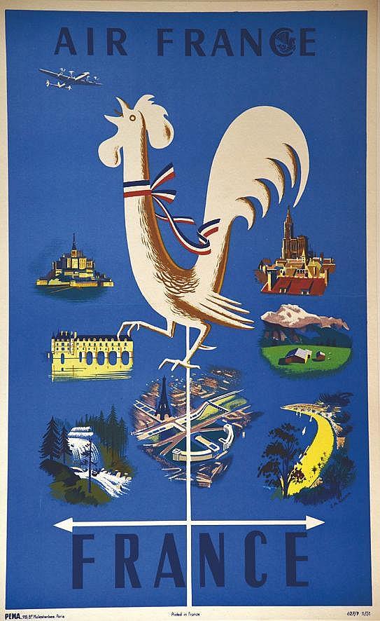NABRIN J.M. France 1951