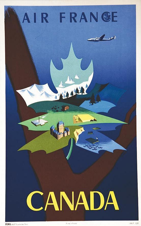 NABRIN J.M. Canada 1951