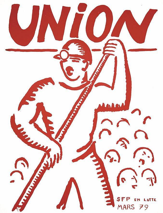 Union SFP en lutte mars 1979