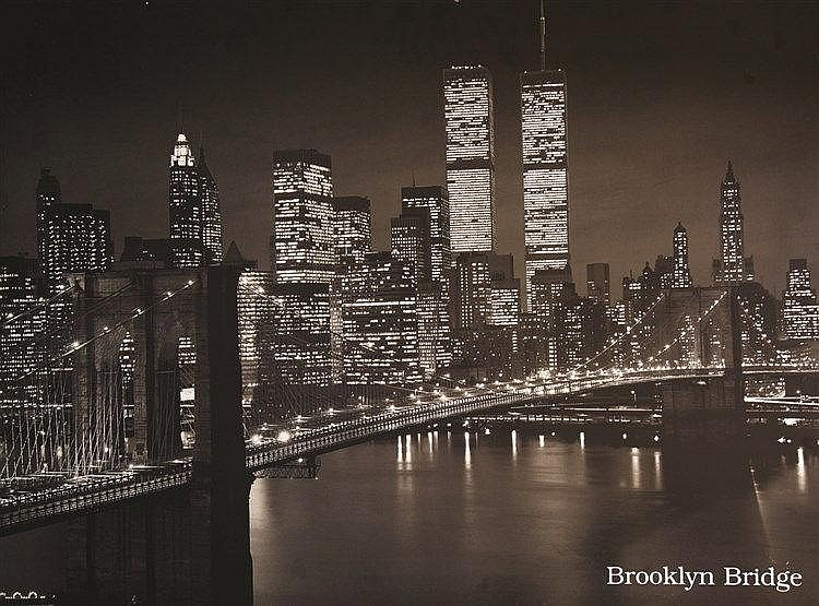 The Brooklyn Bridge New York     1997