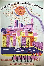 RODICQ  Cannes Festival International du Film     1951