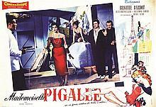 Mademoiselle Pigalle     vers 1960