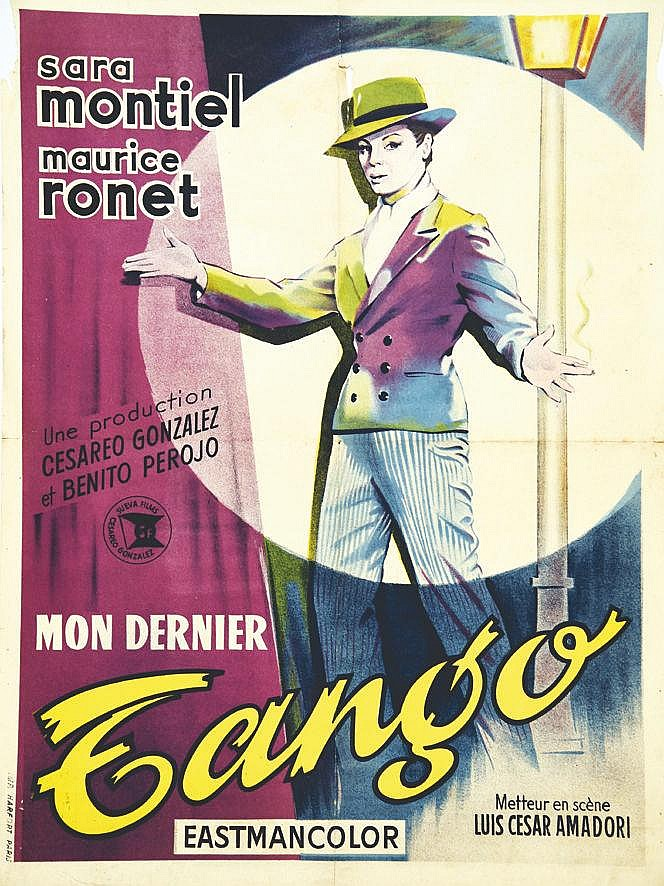 Mon dernier Tango vers 1960