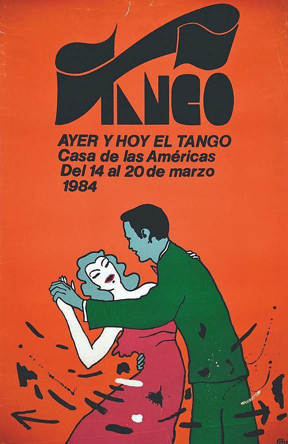 EMPI  Tango Ayer Y  Hoy El Tango Casa de las Americas     1984