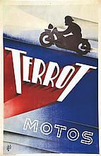 PETIT L.  Terrot     vers 1930  Dijon (Côte-d'Or)