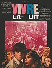 Vivre la Nuit Serge Gainsbourg     1967