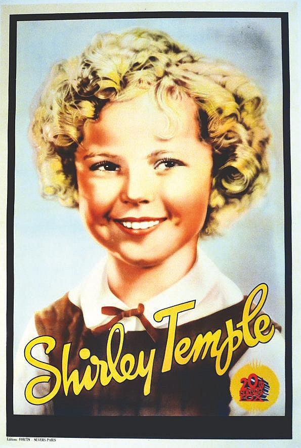 Shirley Temple 20th Centery Fox     vers 1930