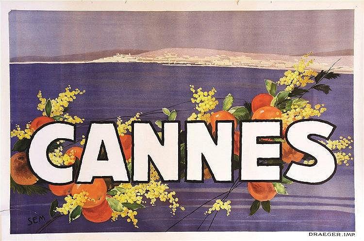 SEM Cannes vers 1920