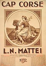 Mattei - Cap Corse     1932