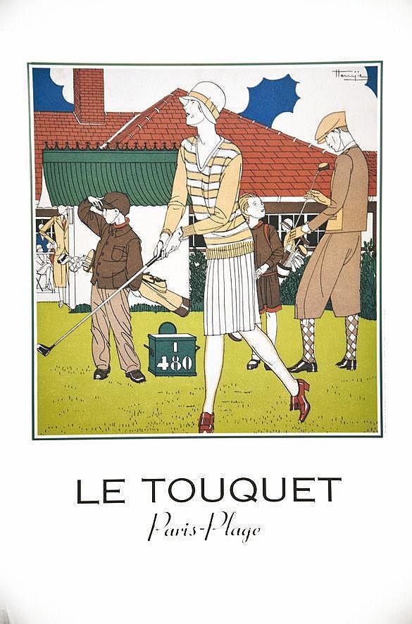 HEMJIE Le Touquet Paris - Plage vers 1995