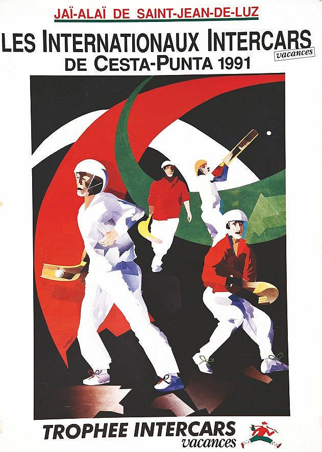 Les Internationaux de Cesta Punta 1991