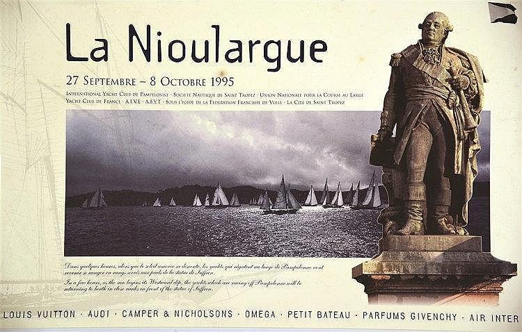 La Nioulargue 1995 Saint Tropez     1995