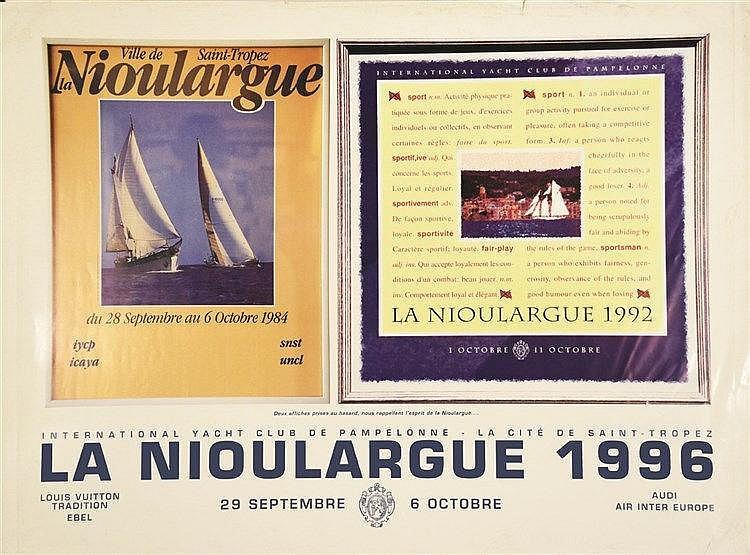 La Nioulargue 1996 Saint Tropez     1996