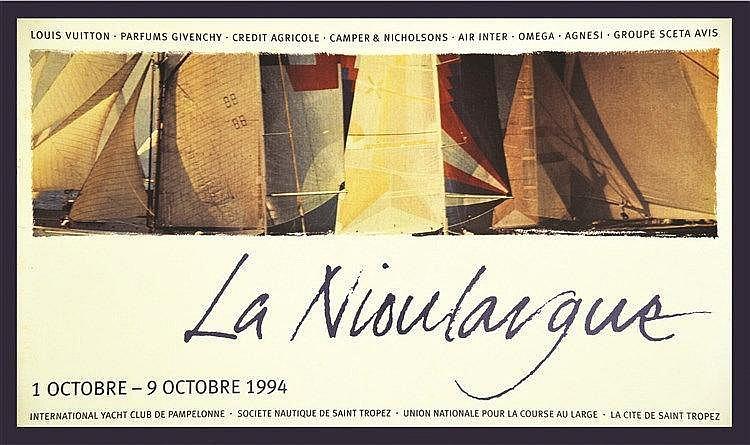 La Nioulargue 1994 Saint Tropez     1994