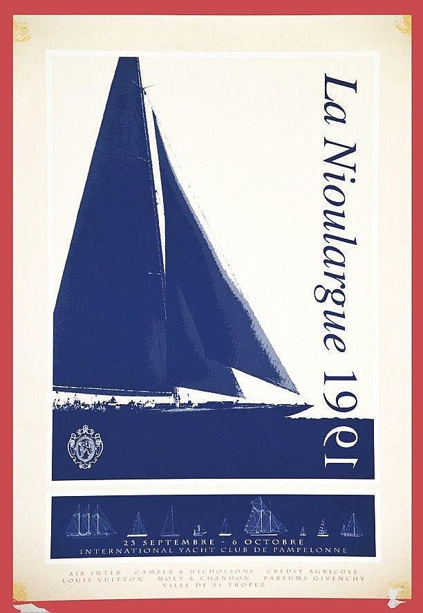 La Nioulargue 1991 Saint Tropez 1991